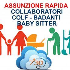 assunzione rapida on line colf assunzione collaboratori domestici rapida
