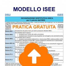 Elaborazione modello ISEE modello ISEE on line caf patronato Milano pratiche on line